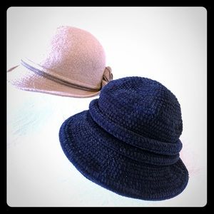 Accessories - 2 Vintage hats for $29